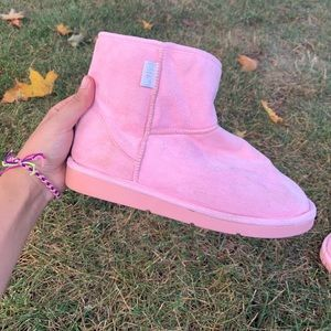 LaSenza bootie slippers sz W 7.0-8.0